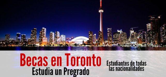 Becas en Canadá con la Universidad de Toronto