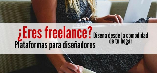 ¿Eres diseñador? trabaja freelance desde la comodidad de tu casa