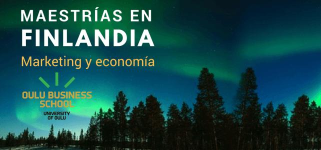 Maestría en negocios, marketing y finanzas en Finlandia