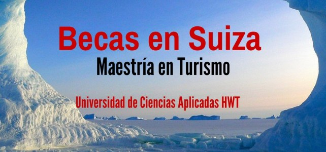 MBA en turismo en HTW Chur University of Applied Sciences