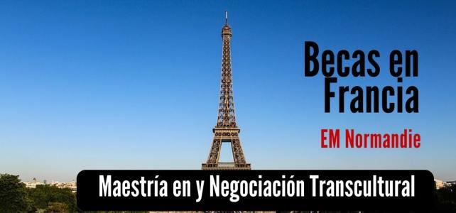 Becas para Maestría en Marketing en Francia
