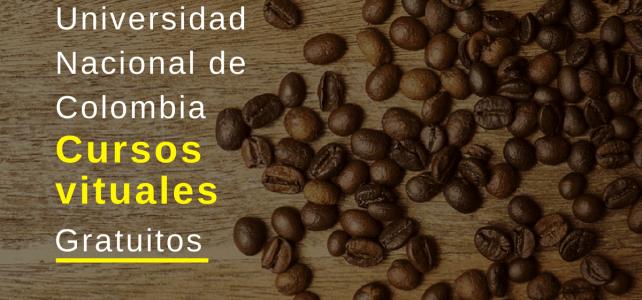 Cursos virtuales y gratuitos Universidad Nacional de Colombia – UNAL