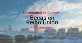 Beca para maestría en Reino Unido