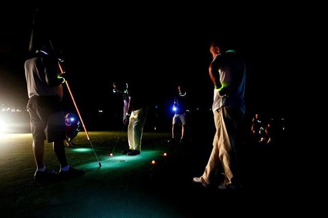 Audi Golf Night by Mahou (foto: facebook)