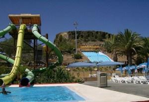 Aqualand, instalaciones en Maspalomas