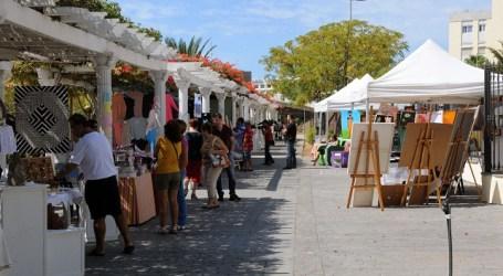 """""""Maspalomas Art 2013"""" reunirá a 25 artistas y artesanos de 8 municipios"""