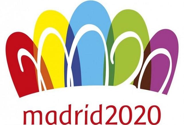 Logo de la candidatura Madrid 2020