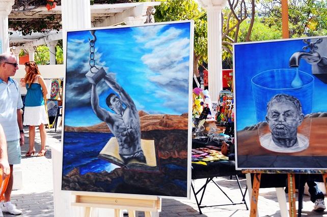 Feria de las Artes y la Artesanía 2012