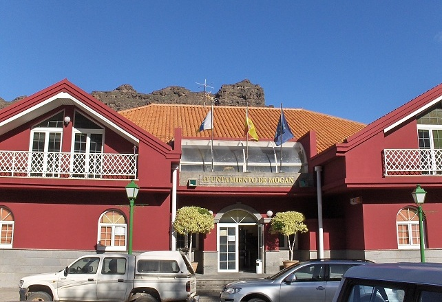 Ayuntamiento de Mogán