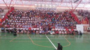 I Juegos Escolares de San Bartolomé de Tirajana