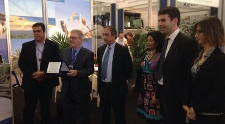 Suiza otorga a Gran Canaria el premio al Mejor Destino de Calidad 2013