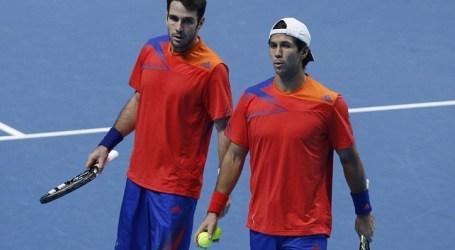 Mogán cierra un acuerdo de promoción turística con los tenistas Marrero y Verdasco