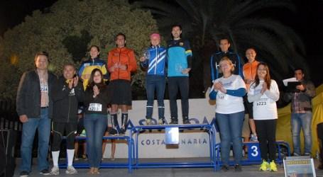 Rubén Palomeque y Heini Papinsaari triunfan en la XXXIII Carrera Popular Maspalomas