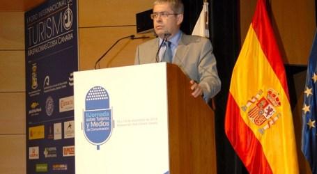 Marco Aurelio Pérez clausuró el I Foro Internacional de Turismo Maspalomas Costa Canaria