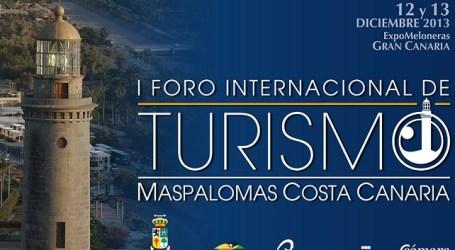El ministro Soria inaugura el I Foro Internacional de Turismo Maspalomas Costa Canaria