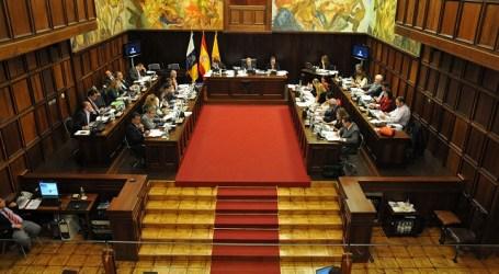 El Cabildo de Gran Canaria aprueba los Presupuestos para 2014 con el rechazo de la oposición