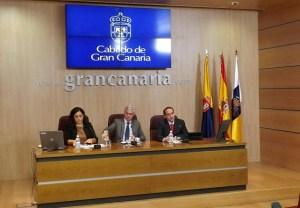 Ana Kursón, Carlos Sánchez y Antonio Hernández Lobo