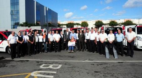 Maspalomas adapta 15 taxis para pasajeros con movilidad reducida