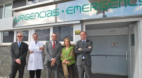 El director del Área de Salud de Gran Canaria visita Hospiten Clínica Roca San Agustín