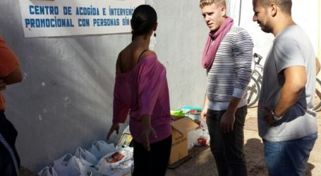JJ.SS. de San Bartolomé de Tirajana 'arrima el hombro' en la lucha contra la pobreza
