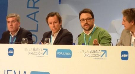 El PP adelanta en Valladolid su objetivo de bajar impuestos a familias y emprendedores