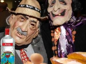 Cranaval tradicional de mascaritas de San Bartolomé de Tirajana