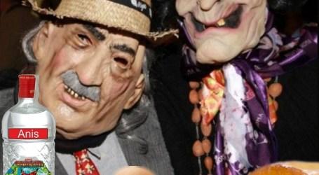 San Bartolomé de Tirajana lleva el carnaval tradicional de mascaritas a sus pueblos