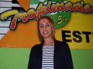Onalia Bueno, concejala de Ciuca en el Ayuntamiento de Mogán