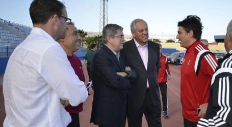 La Fifa eligió Maspalomas como sede preparatoria de los árbitros del Mundial de Brasil