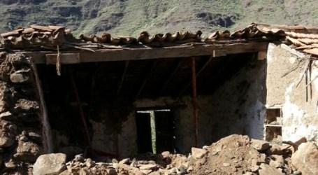 Adjudicados los trabajos de consolidación de los muros de la vivienda de El Tostador