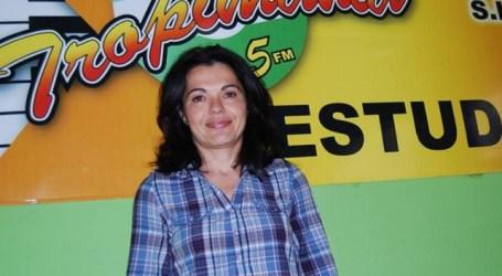 Isabel Santiago se muestra muy critica tras la visita de Mariano Rajoy a Mogán