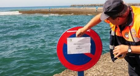 Cierran varias playas del sur por un vertido de petróleo