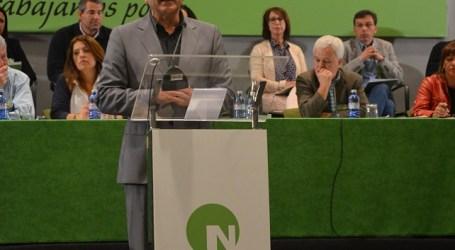 NC adelanta en su congreso nacional que acudirá en solitario a las elecciones de 2015