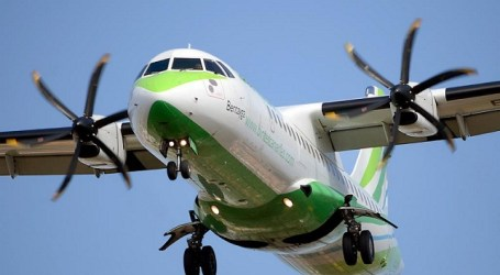 Los vuelos de Binter, los más puntuales en Europa en 2013
