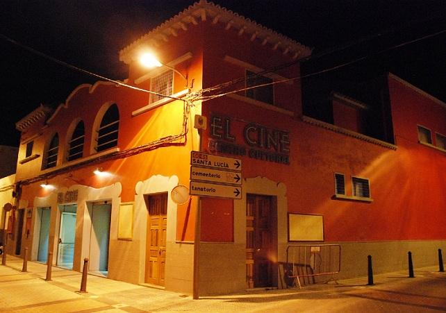 Centro Cultural El Cine de Sardina