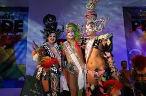 Maspalomas pride 2014, Gala Drag Queen