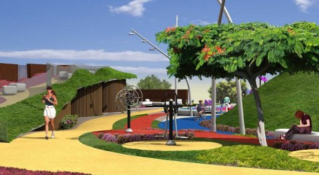 Un millón de euros para las obras del Parque Multifuncional de Maspalomas