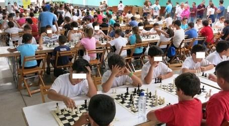 240 escolares cierran el curso de la Escuela Municipal de Ajedrez de Santa Lucía