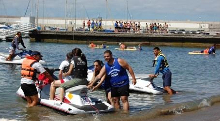 535 personas con discapacidad disfrutan de actividades acuáticas en Puerto Rico