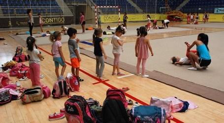 Santa Lucía ofrece 1.400 plazas en diferentes modalidades deportivas y campus