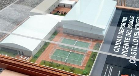 Adjudicadas a Constructora San José las obras de la Ciudad Deportiva Vicente del Bosque