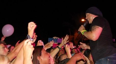 Elvis Crespo hizo vibrar a cerca de 15.000 personas en Mogán