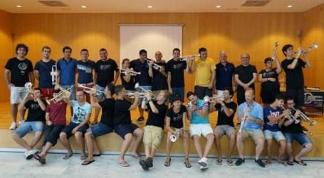 Más de 100 trompetistas de todo el mundo se dan cita en Maspalomas