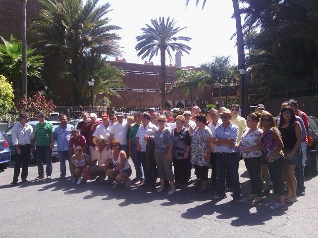 Hotel Oasis Maspalomas , trabajadores