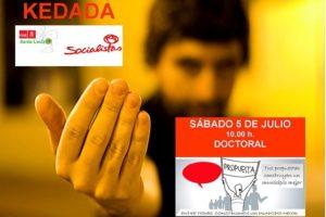 PSOE de Santa Lucía, Kedada Doctoral