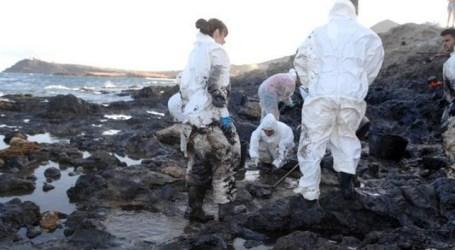 Nuevo y grave vertido de petróleo, esta vez en Agüimes