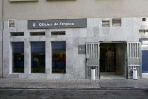 Servicio Canario de Empleo, una oficina