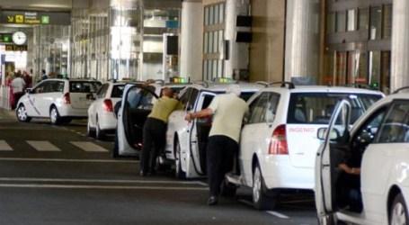 Denuncian que las protestas a favor del tránsfer en el aeropuerto están orquestadas
