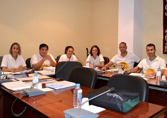 Grupo municipal de Ciuca