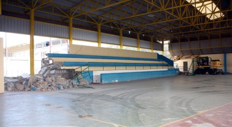 Constructora San José inicia las obras de la Ciudad Deportiva Vicente del Bosque